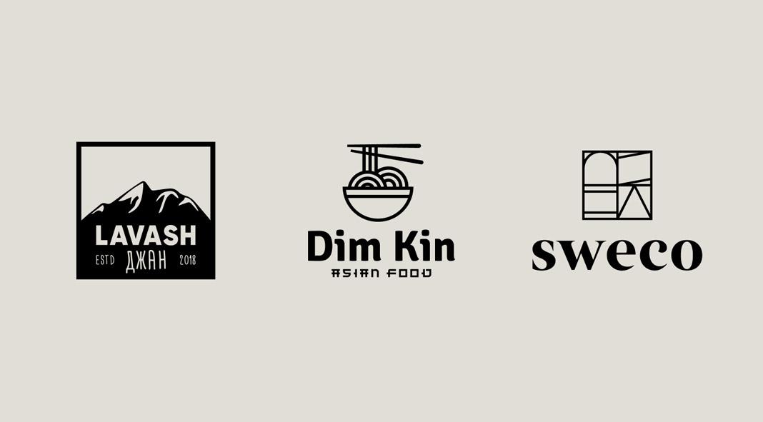 Logos and Marks by Sergey Semenov