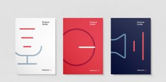RedCircle visual identity system by Oddone Brand Studio and Caren Williams