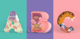 90s Nibbles series by Noah Camp.