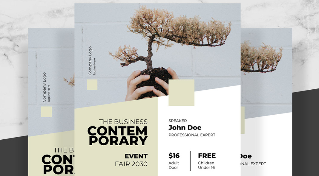 10 best flyer and brochure design templates for 2021