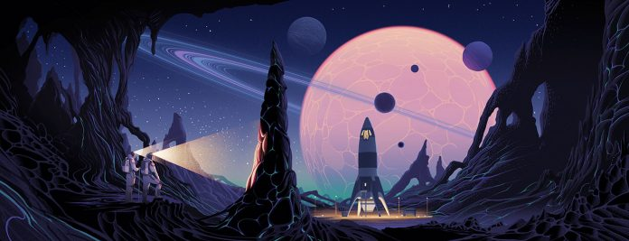 Illustration from 2021 by Sam Chivers