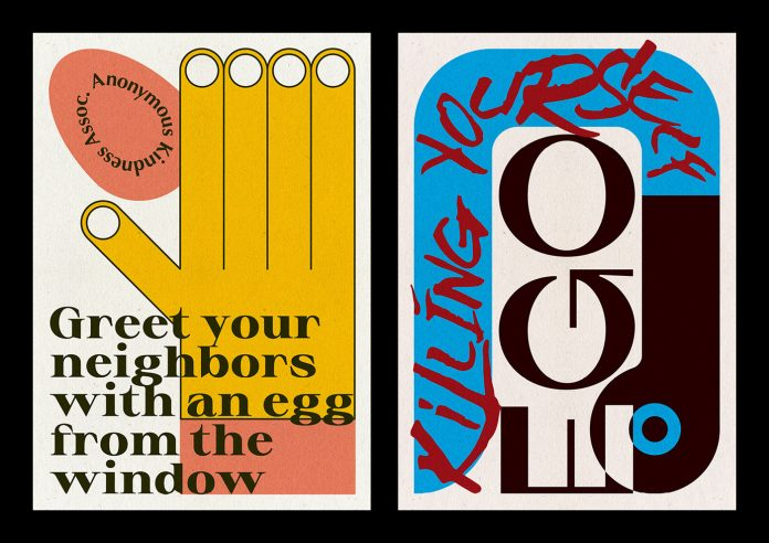 Posters by Mario Carpe.