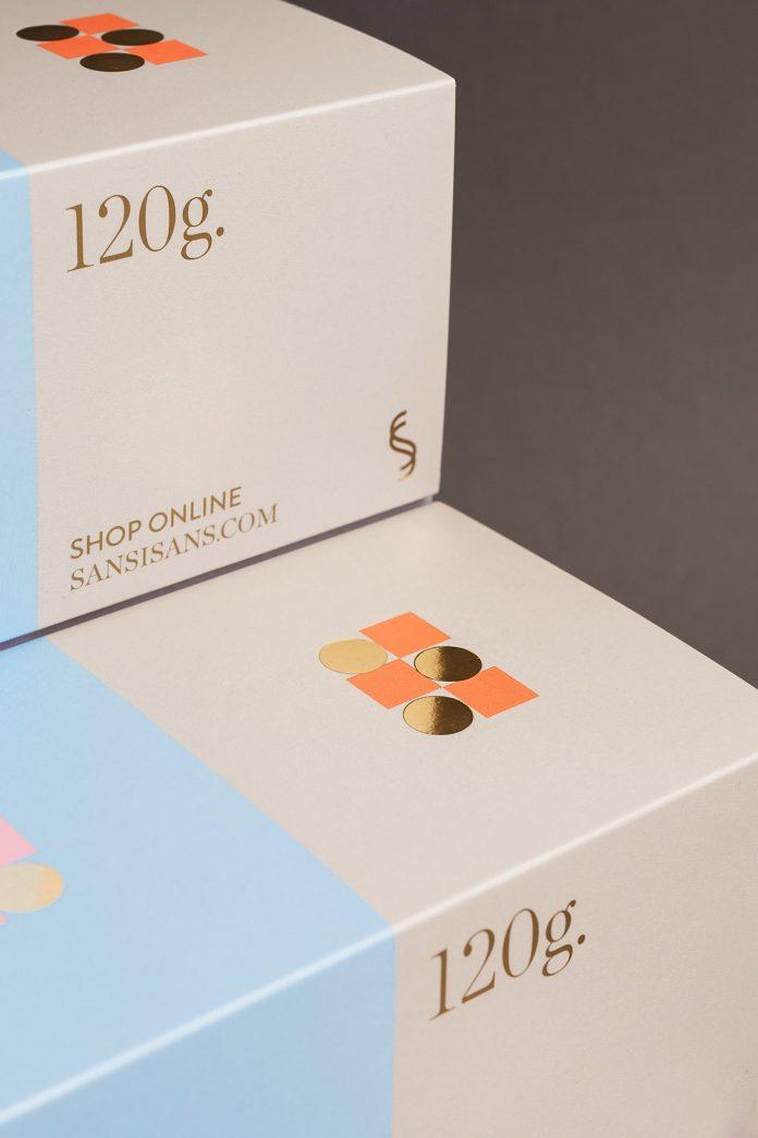 Sans & Sans branding by Requena Office.