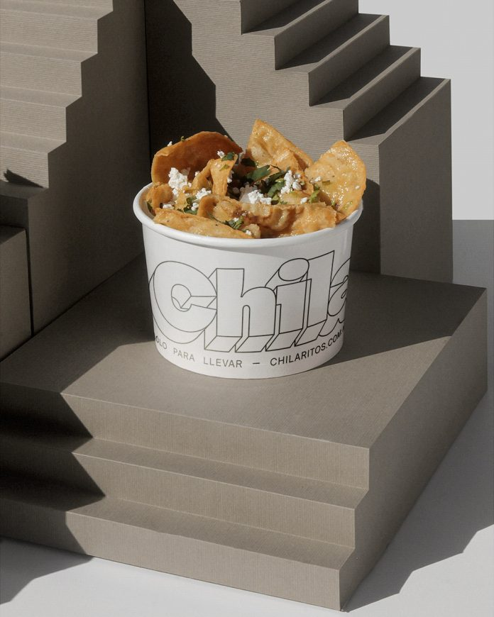 Chilaritos brand and packaging design by Manifiesto.