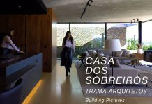 A Film about the Cork Trees House by Trama Arquitetos