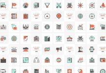 Futuro Next Icons by bloomicon on Adobe Stock.