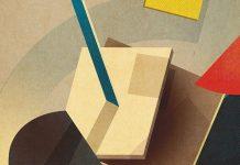 Mid-Century Modernism and Bauhaus-inspired Poster Art by Studio Sander Patelski
