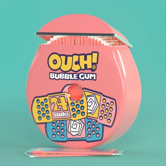 O - Ouch Gum