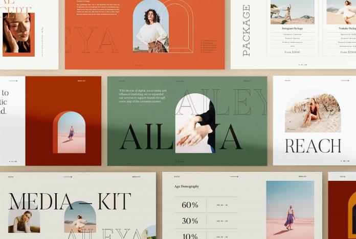 AILEYA PowerPoint Media Kit