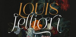 LOUIS felligri serif font by Jolicia Type.