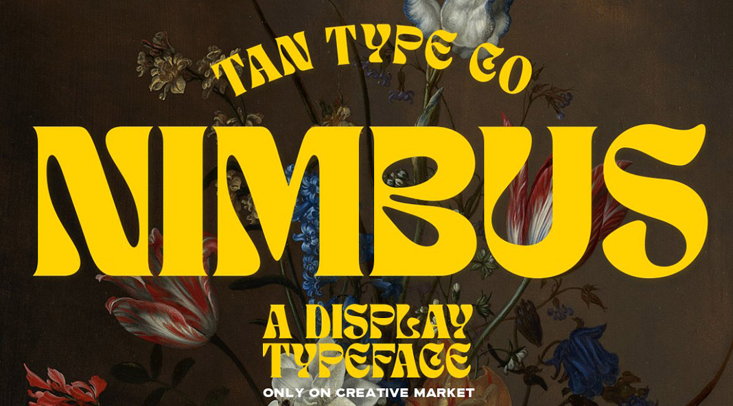 TAN NIMBUS font by TanType