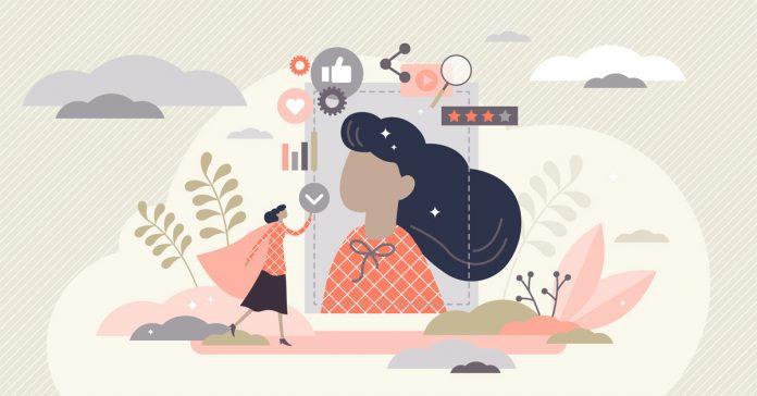Vector Illustration for Personal Branding & Influencer Marketing
