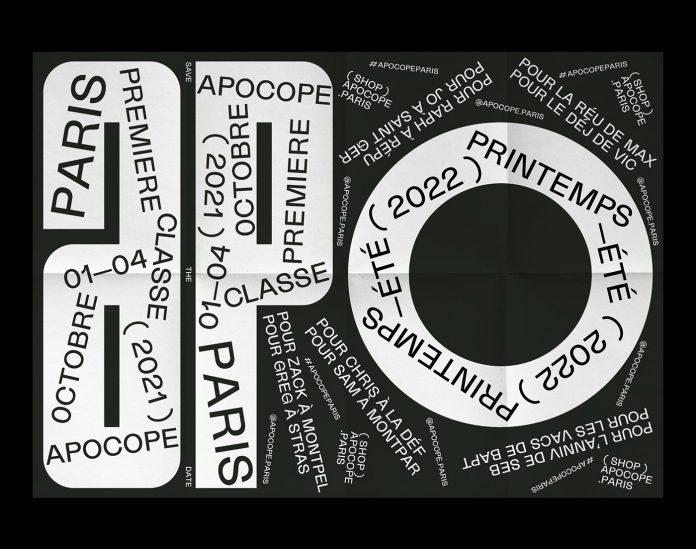 Apocope Brand Identity by Brand Brothers