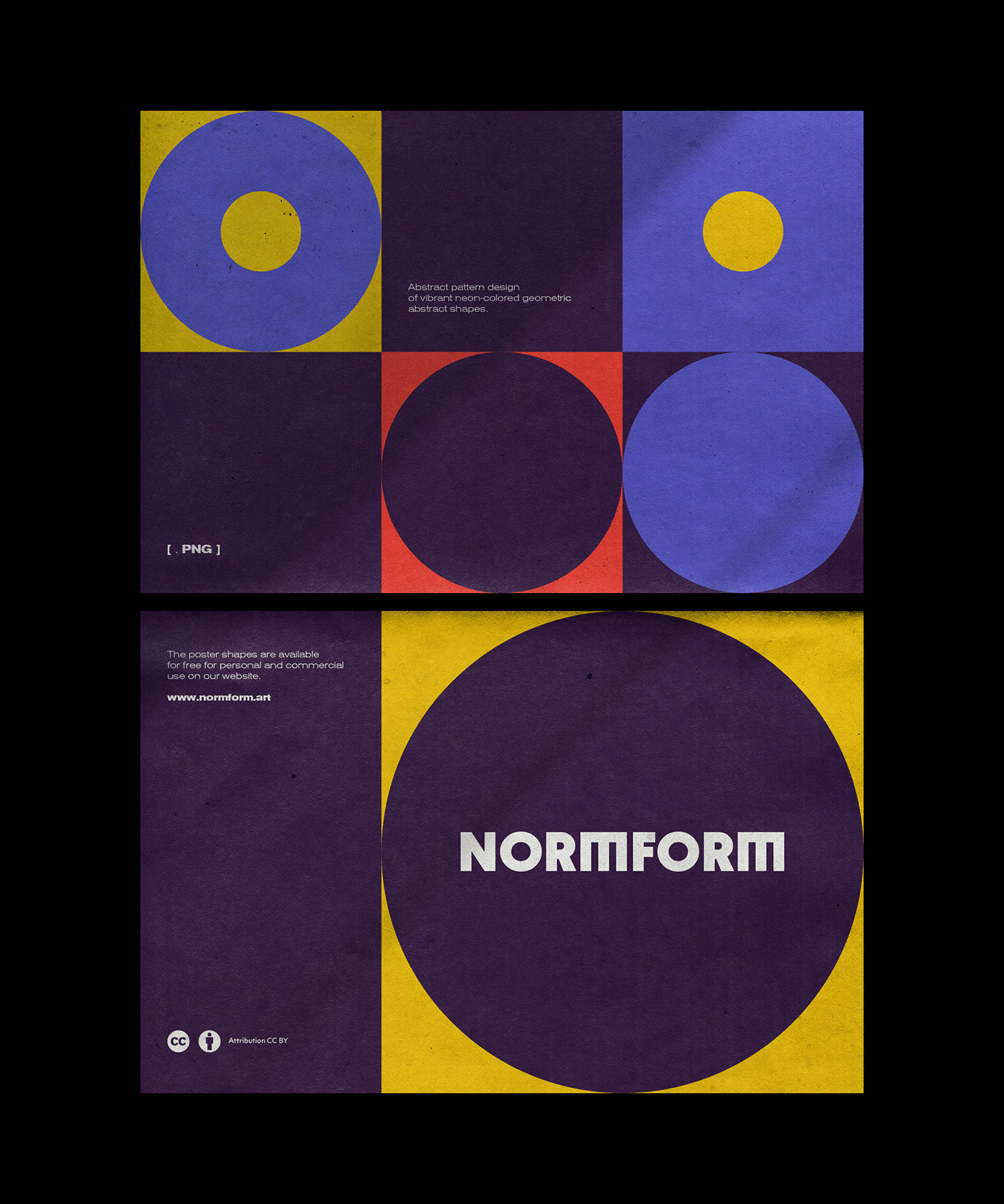 Free generative pattern design by Normform.