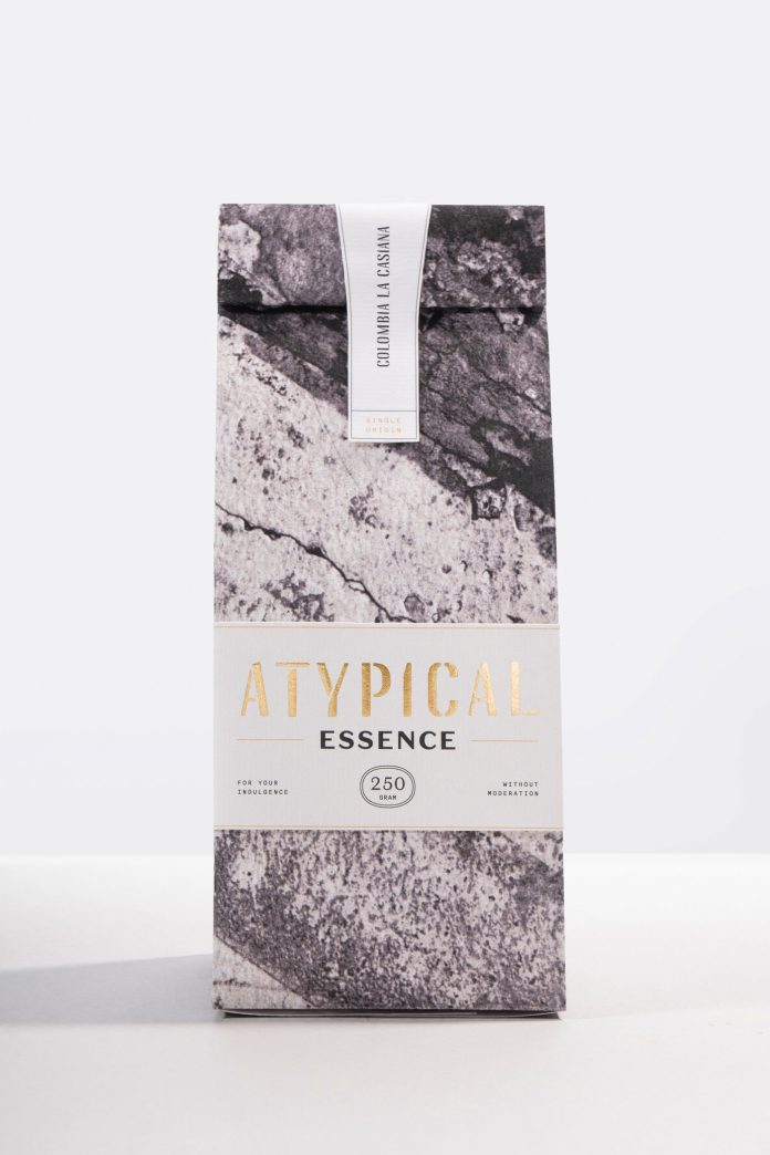 Atypical Coffee by Behalf Studio