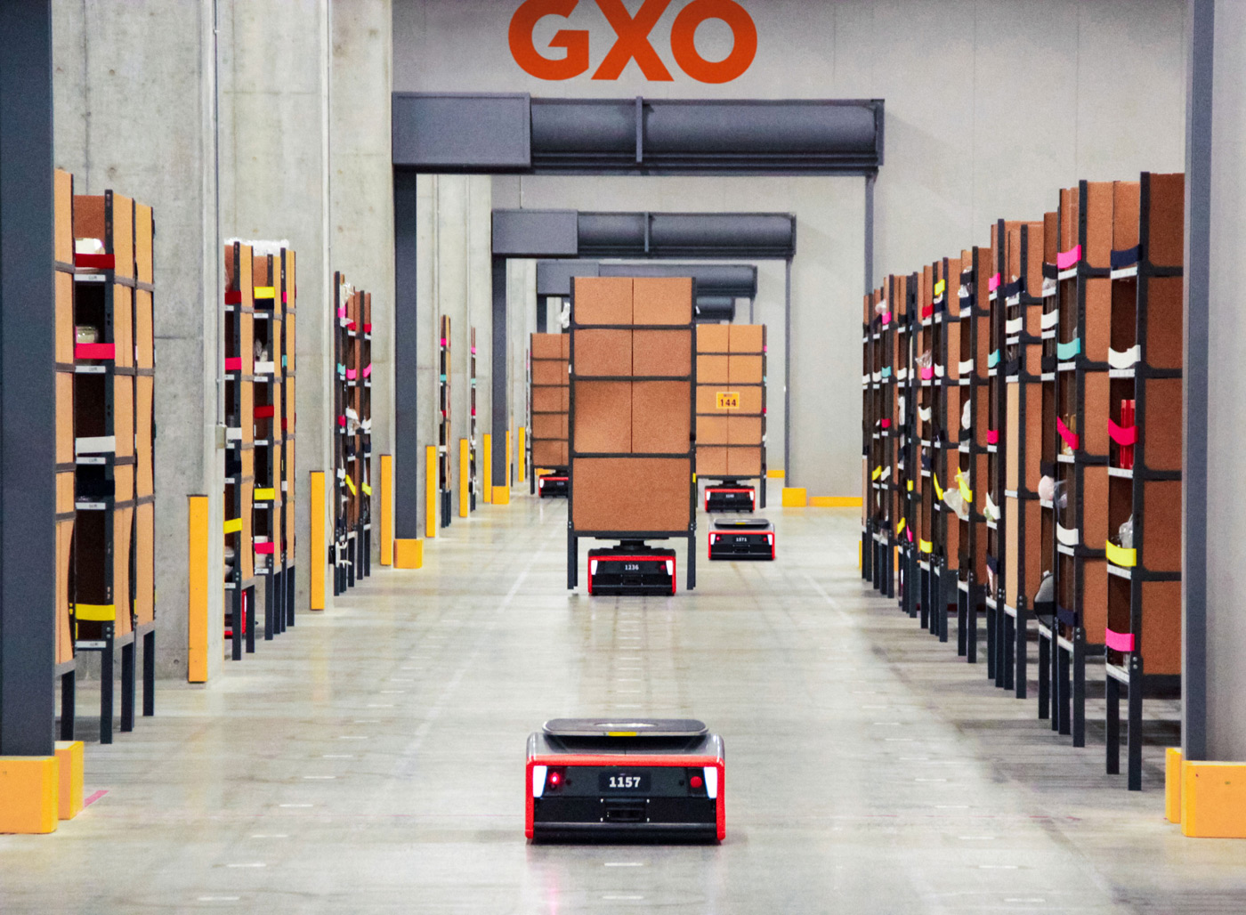 Lippincott Creates Modern Logistics Brand for XPO Spinoff.