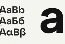 Atyp font family by Suitcase Type Foundry.
