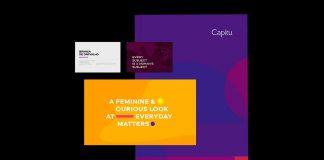 Capitu Brand Identity by Gabriel Dominicali