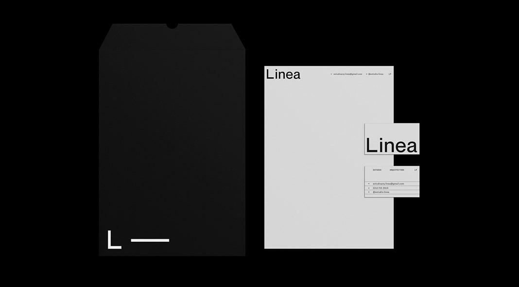 Linea branding by Un Barco