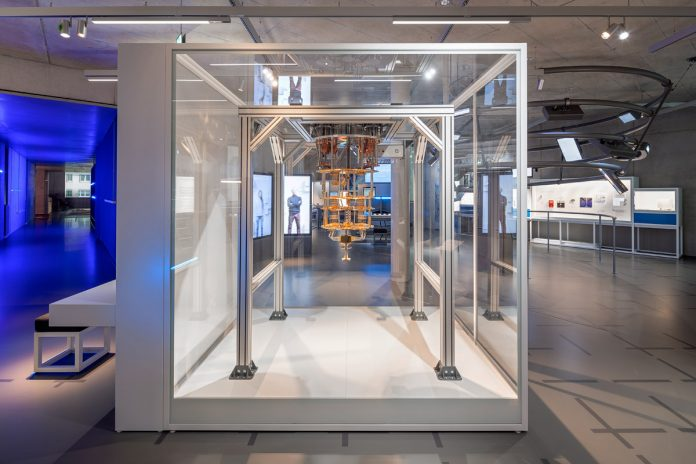 The Future Museum in Nuremberg presents Science and Fiction designed by ATELIER BRÜCKNER.