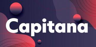 Capitana font family by Felix Braden