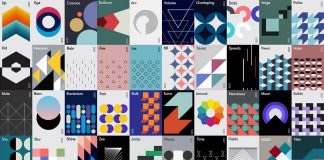 Deep Shape Poster Collection by Deep Yellow