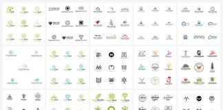 Logo vector templates by Archiwiz