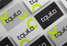 Rebrand and website design by Fable&Co. for global tech brand Tquila.