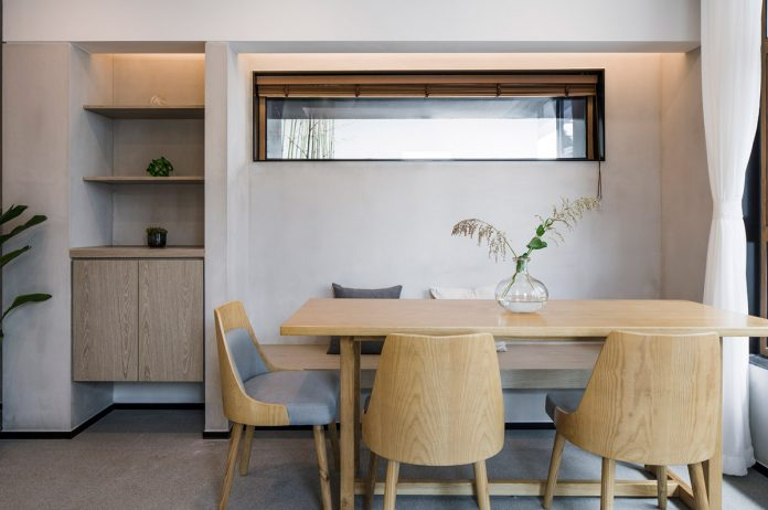 First-floor restaurant in B&B building © Peter Dixie, Lotan Architectural Photography