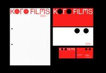 KF identity by Studio Vicente Granger