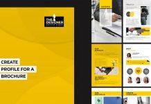 Bi-Fold Brochure Template by GraphicArtist