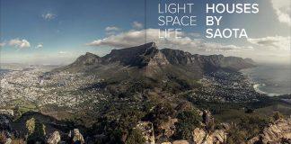 Light Space Life Houses by SAOTA