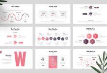 Marketing Plan Presentation Template for Adobe InDesign