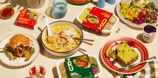 Universal Favourite rebrands IKU, Sydney's first plant-based eatery